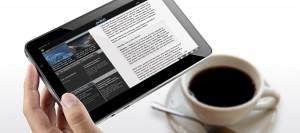 Lezen op tablet - Tabletsaanbiedingen